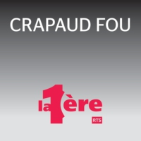 Logo of the podcast Charline Vanhoenacker, journaliste et… crapaud fou - 11.07.2016