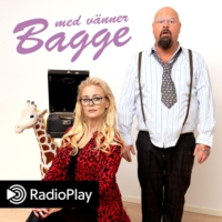 Logo of the podcast Bagge med Vänner