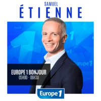 Logo of the podcast Europe 1 Bonjour – Mathieu Charrier  –16/01/17
