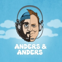 Logo du podcast anders & anders podcast