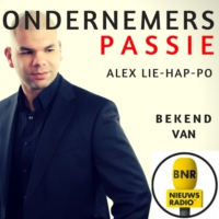 Logo of the podcast Ondernemerspassie