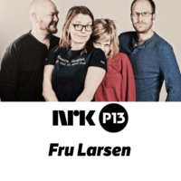 Logo of the podcast NRK P13 – Fru Larsen