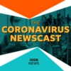 Logo of the podcast The Coronavirus Newscast