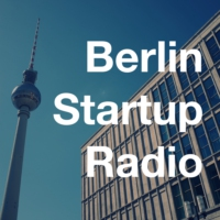 Logo of the podcast Berlin Startup Radio