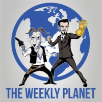 Logo du podcast 196 Moustache Madness & The Dark Knight Trilogy (with Wil Anderson)