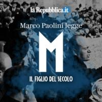 Logo of the podcast Repubblica.it - Marco Paolini legge M, il figlio del secoloRepubblica.it