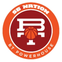 Logo of the podcast BTPowerhouse Podcast #100 - Big Ten Is Going To Protect Rivalries; Draft Talk