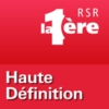 Logo of the podcast RSR - Haute Définition - La 1ère