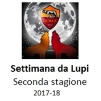 "Logo of the podcast Settimana da ""Lupi"""