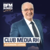 Logo of the podcast Club Media RH