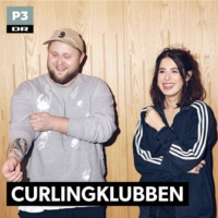 Logo du podcast Curlingklubben: Keramik, kampråb og kulturel appropriation - 8. apr 2019