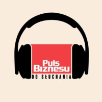 Logo of the podcast PULS BIZNESU do słuchania