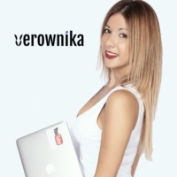 Logo of the podcast Podcast con Verownika | Tech & Coffee