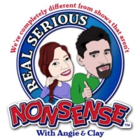 Logo of the podcast Real Serious Nonsense