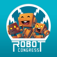 Logo of the podcast ROBOT CONGRESS - 025 - Bad Audio and Bad President
