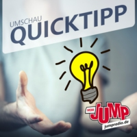 Logo of the podcast Umschau Quicktipp | MDR JUMP