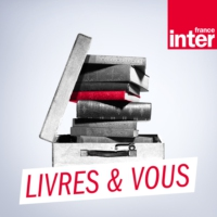 Logo of the podcast Dans la bibliothèque de Julie Dachez