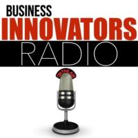 Logo of the podcast Business Innovators Radio