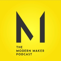 Logo of the podcast The Modern Maker Podcast