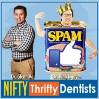 Logo of the podcast The Nifty Thrifty Dentists