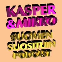 Logo of the podcast Kasper & Mikko - Suomen suosituin podcast
