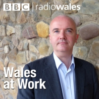 Logo of the podcast Wales at Work