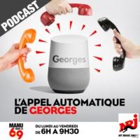 Logo of the podcast L'appel automatique de Georges
