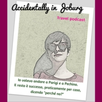 Logo of the podcast Accidentally in Joburg