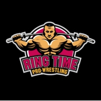 Logo of the podcast Ring Time Pro Wrestling's tracks