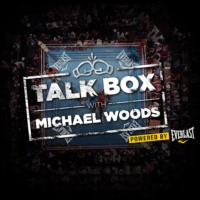 Logo of the podcast TalkBox Boxing Podcast