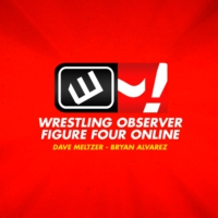 Logo of the podcast Wrestling Observer Figure Four Online