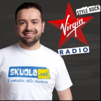 Logo of the podcast Skuola.net su Virgin Radio