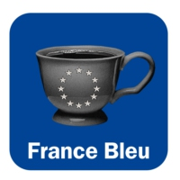 Logo of the podcast Un européen à Paris France Bleu Paris