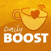 Logo of the podcast The Daily Boost: Daily Motivation | Life Skills | Job Motivation | Goal Setting | Health and Wellnes