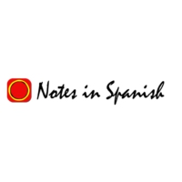 Logo of the podcast Notes in Spanish Intermediate  1 - Bienvenidos!