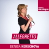 Logo of the podcast Allegretto: programme musical de Denisa Kerschova