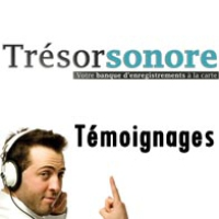 Logo of the podcast Mon témoignage - Nicky Cruz