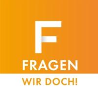 Logo of the podcast FRAGEN WIR DOCH