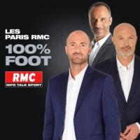 Logo du podcast Les Paris RMC 100% Foot