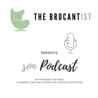 Logo of the podcast The Brocantist podcast