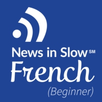 Logo of the podcast Learn French in 30 lessons - Lesson 7: To be or not to be… speaking French ?