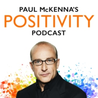 Logo of the podcast Paul McKenna's Positivity Podcast