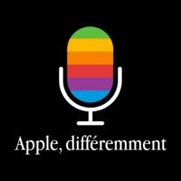 Logo du podcast Apple, différemment