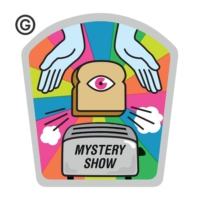 Logo of the podcast Mystery Show - Trailer
