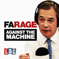 Logo of the podcast Farage Against The Machine