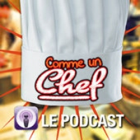 Logo of the podcast Tourte au poulet champignons et lardons par Michèle