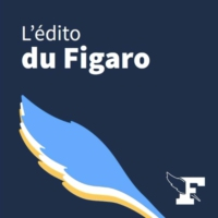 Logo of the podcast L'édito du Figaro
