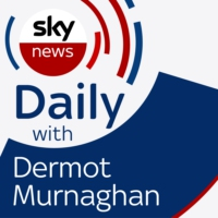 Logo of the podcast Sky News Daily