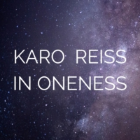 Logo of the podcast KARO REISS : IN ONENESS