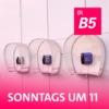 Logo of the podcast Sonntags um 11